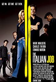 The Italian Job (2003) cover