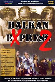 Balkan Express 2 (1989) cover