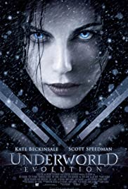Underworld: Evolution (2006) cover