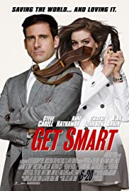 Get Smart - Olho Vivo (2008) cover