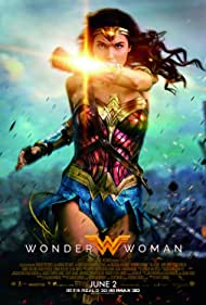 Wonder Woman (2017) cover
