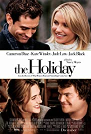 The Holiday (Vacaciones) (2006) cover