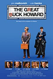 El gran Buck Howard (2008) cover