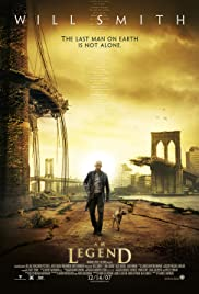 I Am Legend (2007) cover
