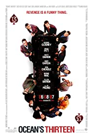 Ocean's Thirteen (2007) cover