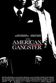 American Gangster (2007) cover