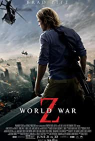 World War Z (2013) cover