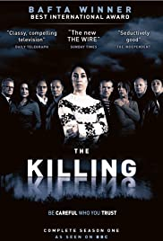The Killing (2007) cover