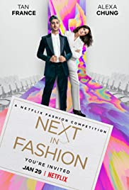 Next in Fashion (2020) cover