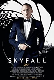 Skyfall (2012) cover