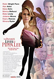 As Vidas Privadas de Pippa Lee (2009) cover