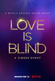 Love Is Blind (2020) cover