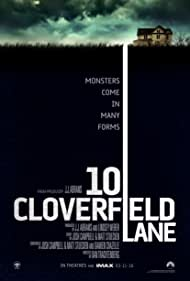 Calle Cloverfield 10 (2016) cover