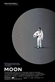 Moon (2009) cover