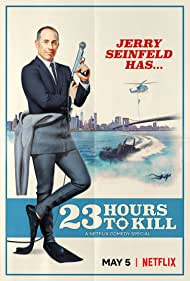 Jerry Seinfeld: 23 Hours to Kill (2020) cover