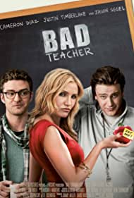 Bad teacher (2011) cover