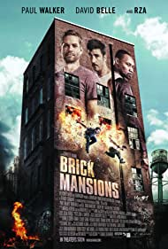 Brick Mansions (La fortaleza) (2014) cover