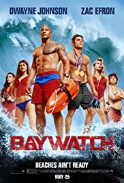Baywatch (2017) cover