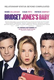 Bridget Jones' Baby (2016) cover