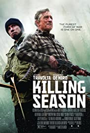 Killing Season (2013) cover