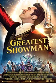 El gran showman (2017) cover