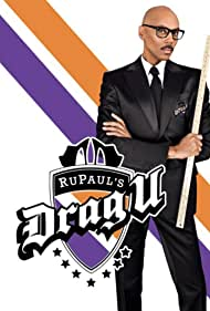 RuPaul's Drag U (2010) cover