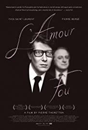 L'amour fou (2010) cover