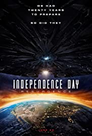 Independence Day - Rigenerazione (2016) cover