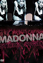 Madonna: Sticky & Sweet Tour (2010) cover