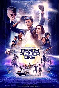 Ready Player One (2018) cover