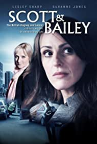 Scott & Bailey (2011) cover