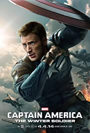 Captain America: The Winter Soldier (2014) cover