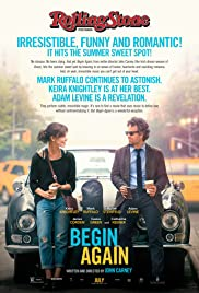Begin Again (2013) cover
