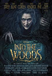 Into the Woods (2014) cover
