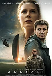 Arrival (2016) cover
