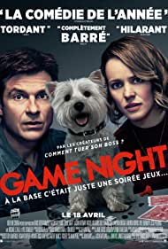Game Night - Indovina chi muore stasera? (2018) cover
