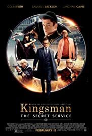 Kingsman: Servicio secreto (2014) cover