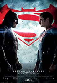 Batman v Superman: El amanecer de la justicia (2016) cover