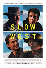 Slow West (2015) cover
