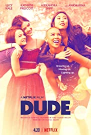 Dude (2018) cover