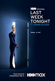 Last Week Tonight with John Oliver (2014) cover