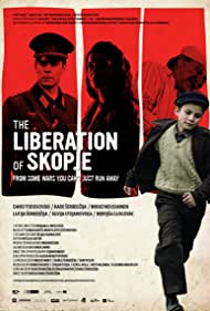 The Liberation of Skopje (2016) cover