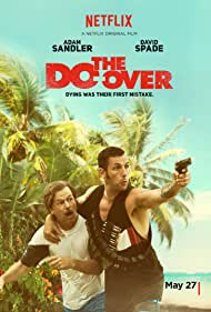 The Do-Over (2016) cover