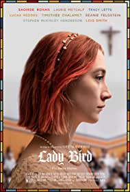 Lady Bird (2017) cover