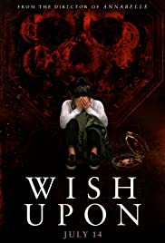 Wish Upon (2017) cover