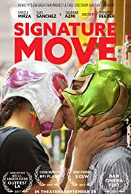 Signature Move (2017) cover