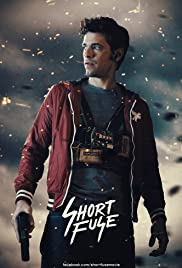 Short Fuse (2016) cover