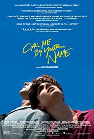Call Me by Your Name (2017) cover