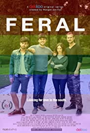 Feral (2016) cover