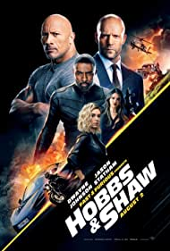 Fast & Furious: Hobbs & Shaw (2019) cover
